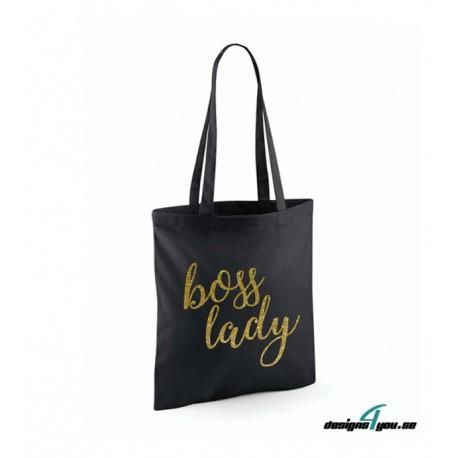 Tygkasse - boss lady